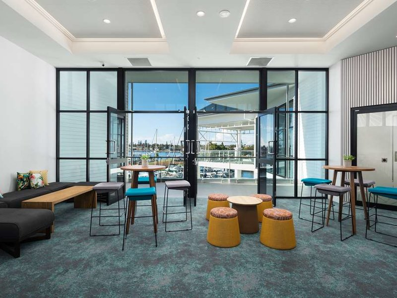 Sails Resort Port Macquarie by Rydges Lounge/Empfang