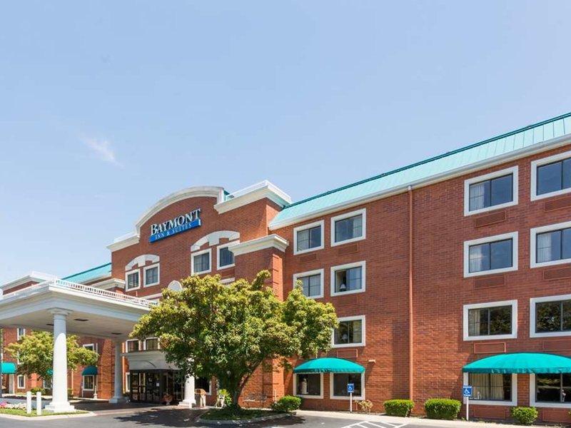 Baymont Inn & Suites Nashville / Brentwood Außenaufnahme