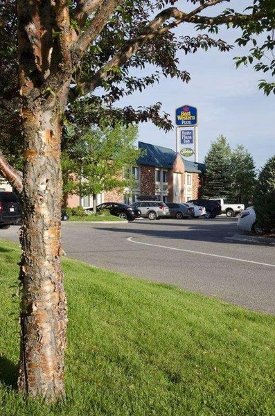 Best Western Plus Butte Plaza Inn Außenaufnahme
