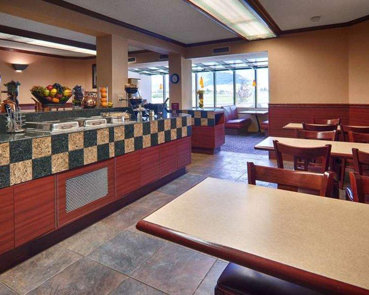 Best Western Plus Butte Plaza Inn Restaurant