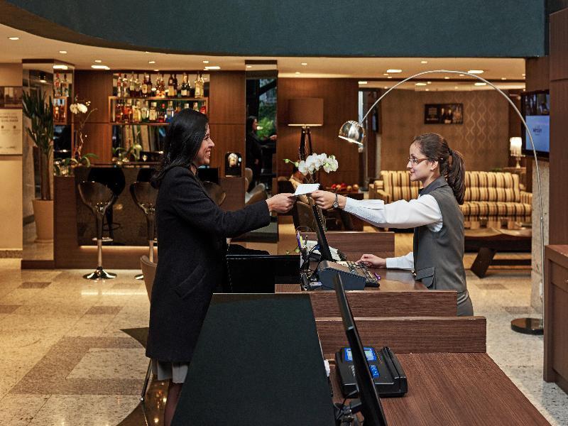 Hotel Laghetto Vertice Manhattan Bar
