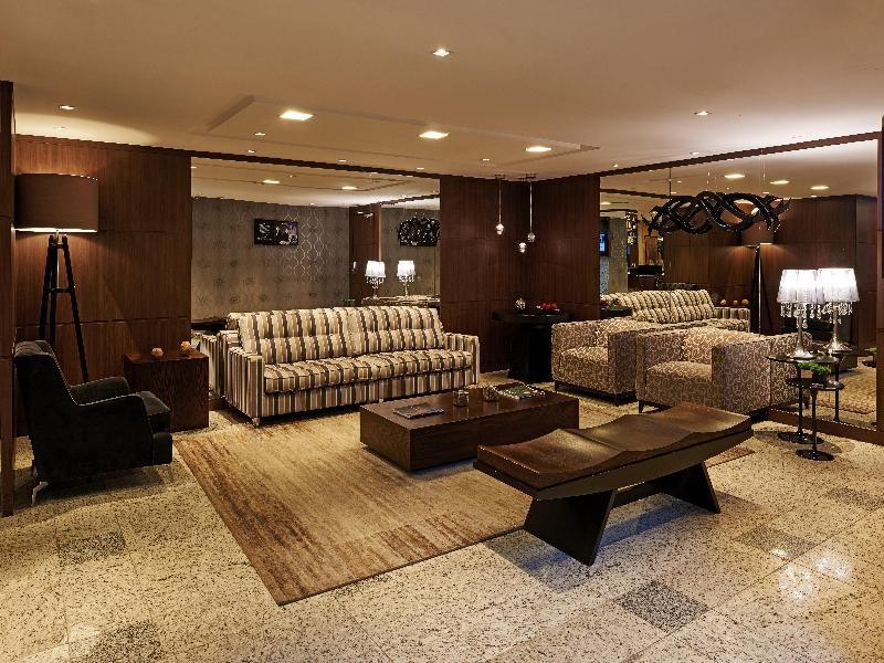 Hotel Laghetto Vertice Manhattan Lounge/Empfang