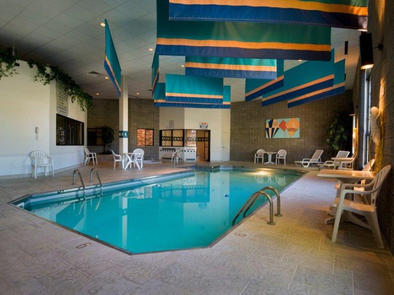 Best Western Plus Butte Plaza Inn Hallenbad