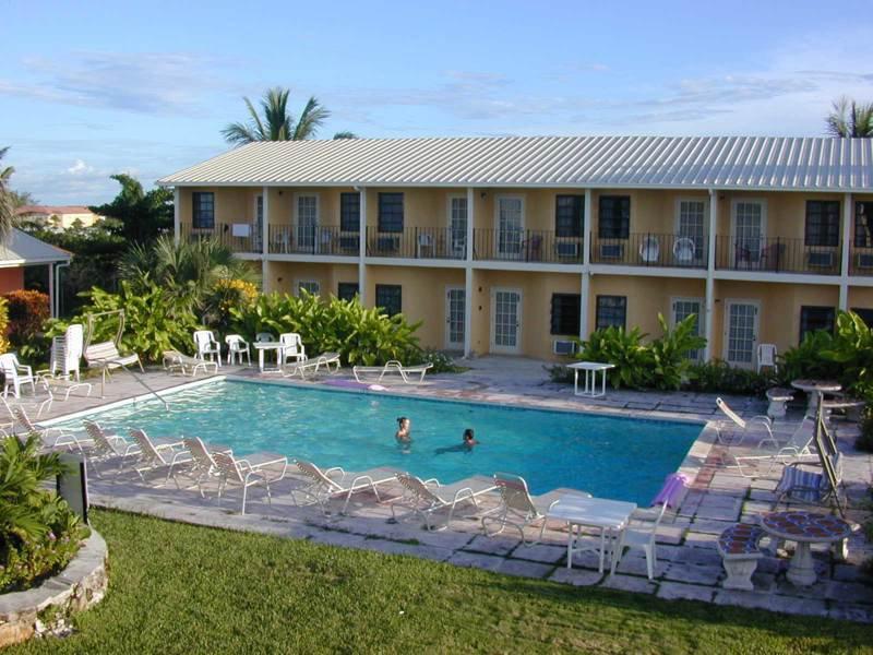 Orange Hill Beach Inn Pool