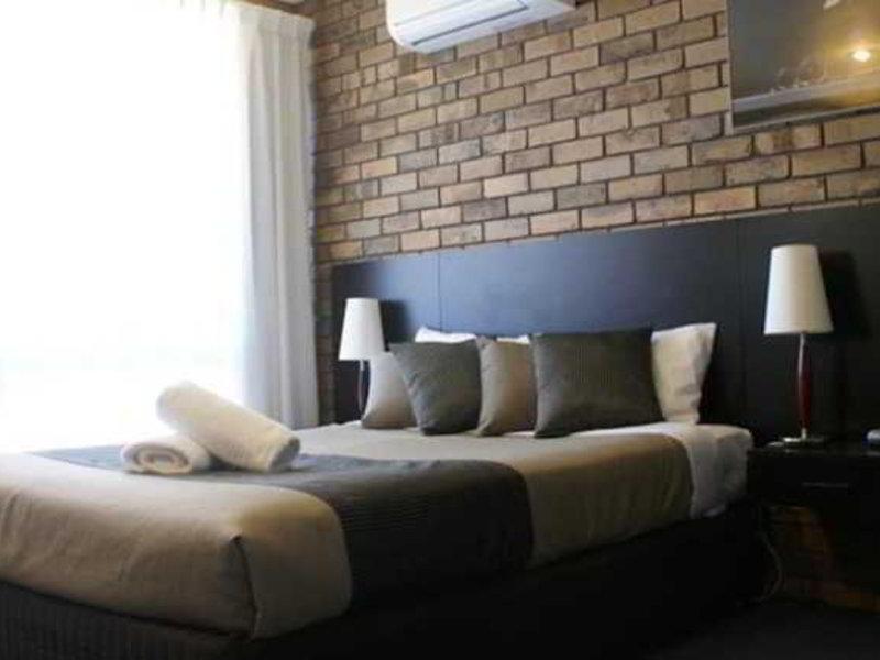 Bendigo Homestead Motor Inn & Apartments Wohnbeispiel