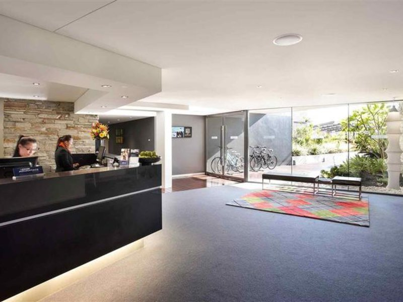 The Sebel East Perth Lounge/Empfang