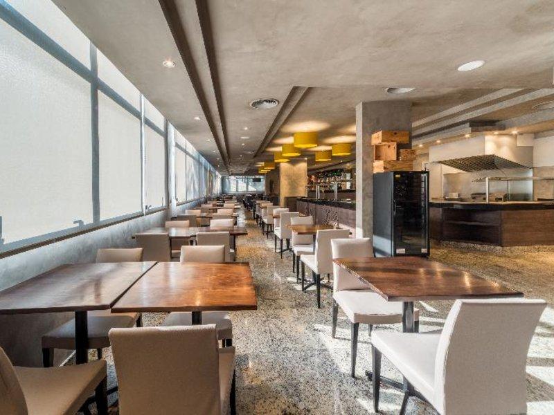 Hotel Laghetto Vertice Manhattan Restaurant