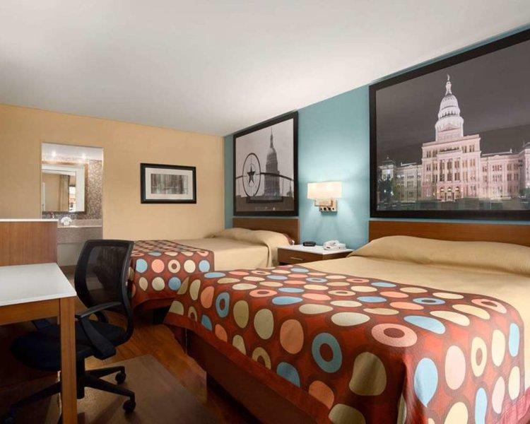 Super 8 Austin Downtown / Capitol Area Wohnbeispiel