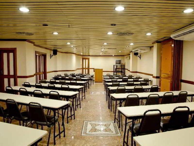 Lider Hotel Manaus Konferenzraum