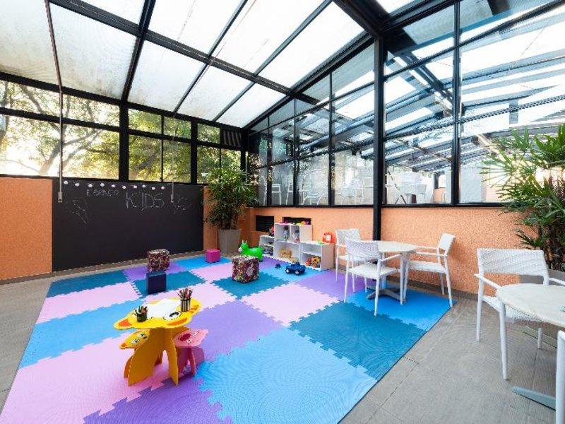 Hotel Laghetto Vertice Manhattan Sport und Freizeit