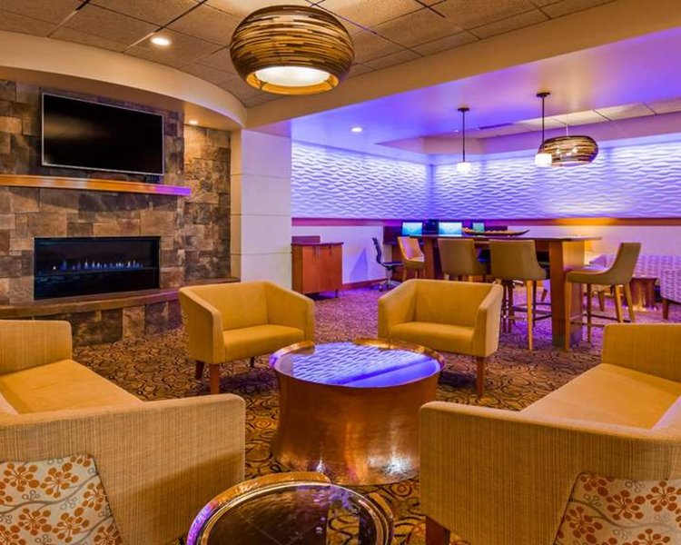 Best Western Plus Butte Plaza Inn Lounge/Empfang