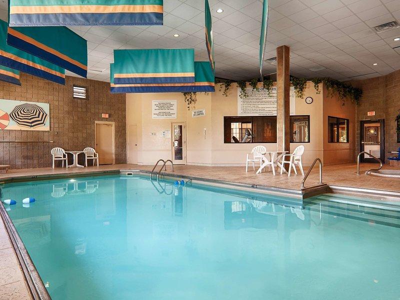 Best Western Plus Butte Plaza Inn Pool