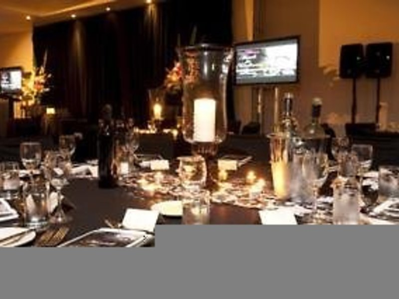 Radisson Flagstaff Gardens Lounge/Empfang