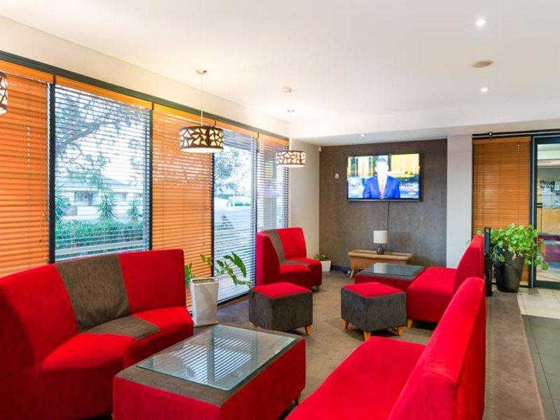 Rydges Kalgoorlie Lounge/Empfang