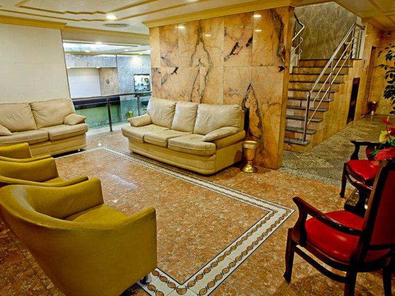 Lider Hotel Manaus Lounge/Empfang