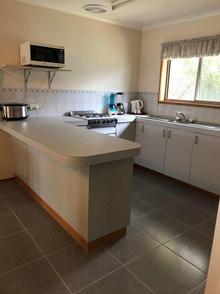 Bendigo Homestead Motor Inn & Apartments Badezimmer