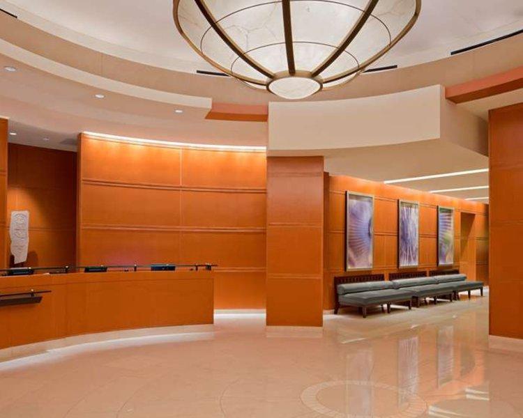 Grand Hyatt DFW Lounge/Empfang