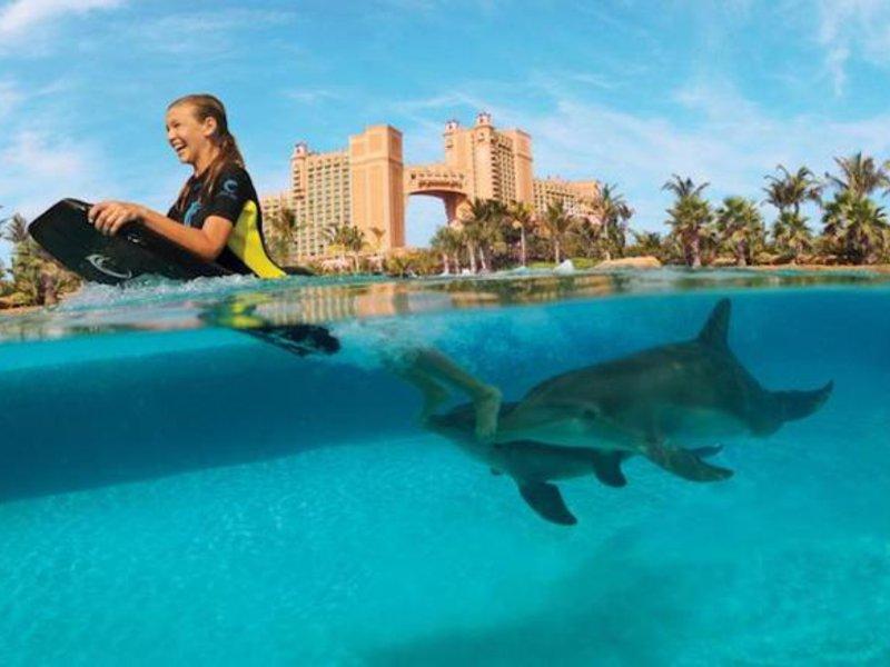 Atlantis Paradise Island - Harborside Resort Strand
