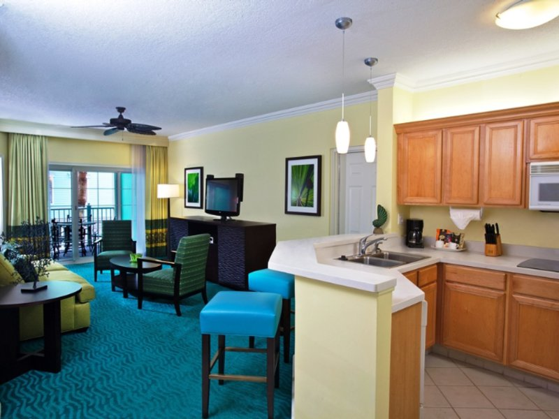 Atlantis Paradise Island - Harborside Resort Wohnbeispiel