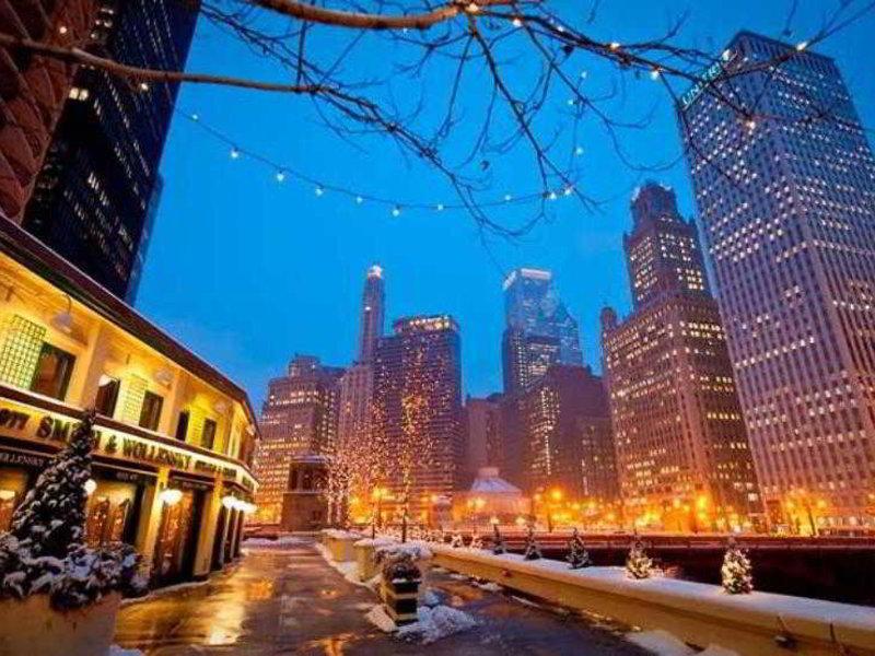 Fairfield Inn and Suites by Marriott Chicago Downtown Außenaufnahme