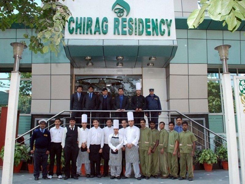 Hotel Chirag Residency Personen