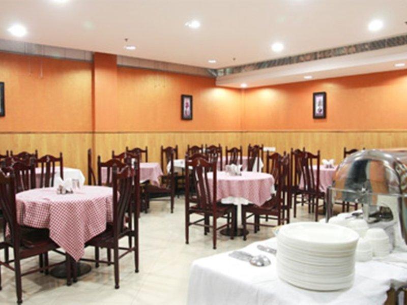 Hotel Chirag Residency Restaurant