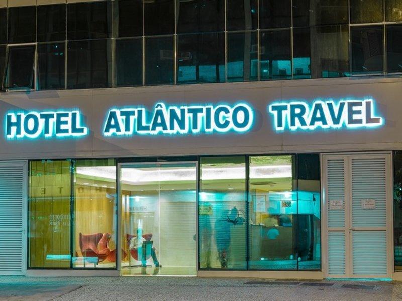 Atlantico Travel Copacabana Außenaufnahme