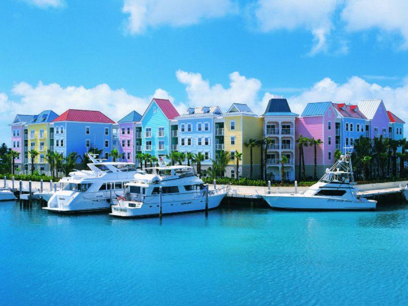 Atlantis Paradise Island - Harborside Resort Außenaufnahme