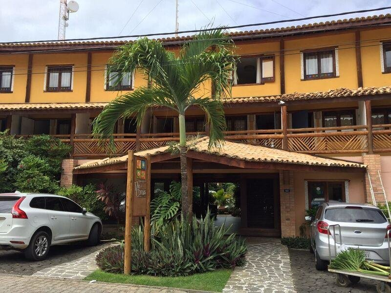 Hotel Vila Dos Corais Außenaufnahme
