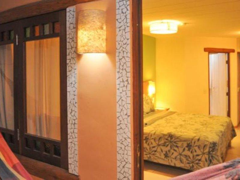 Hotel Vila Dos Corais Badezimmer