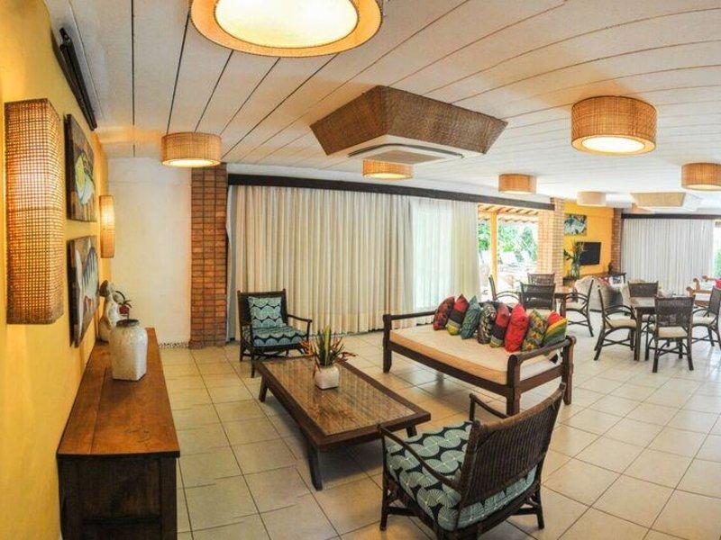 Hotel Vila Dos Corais Lounge/Empfang
