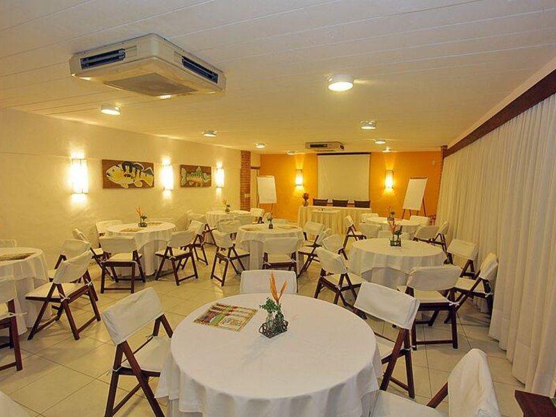 Hotel Vila Dos Corais Konferenzraum