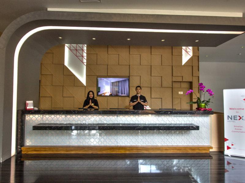 Nexa Hotel Lounge/Empfang