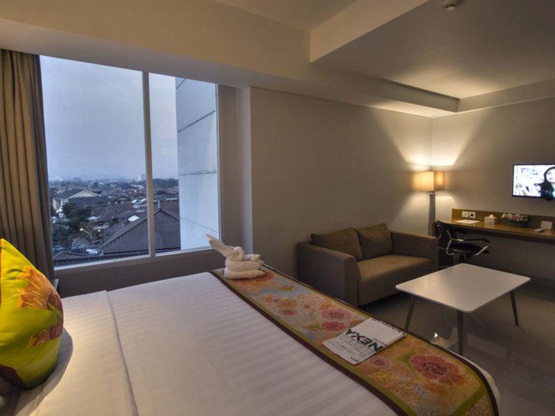 Nexa Hotel Wohnbeispiel