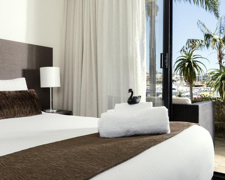 Pier 21 Apartment Hotel Wohnbeispiel