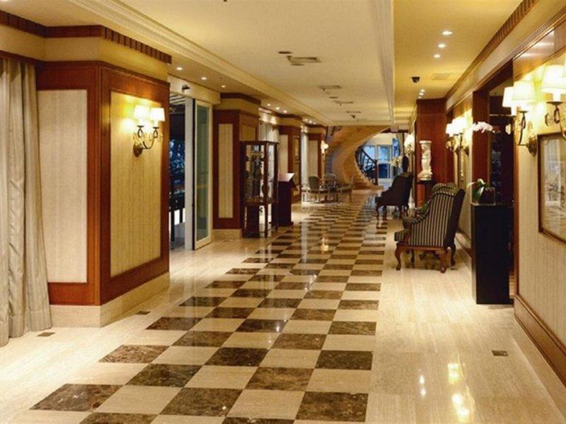 Gran Estanplaza Berrini Lounge/Empfang