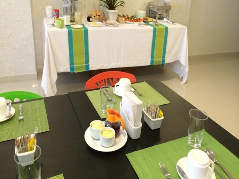 Eco Suites Hotel Manaus Restaurant