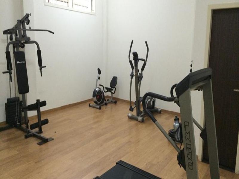 Eco Suites Hotel Manaus Sport und Freizeit