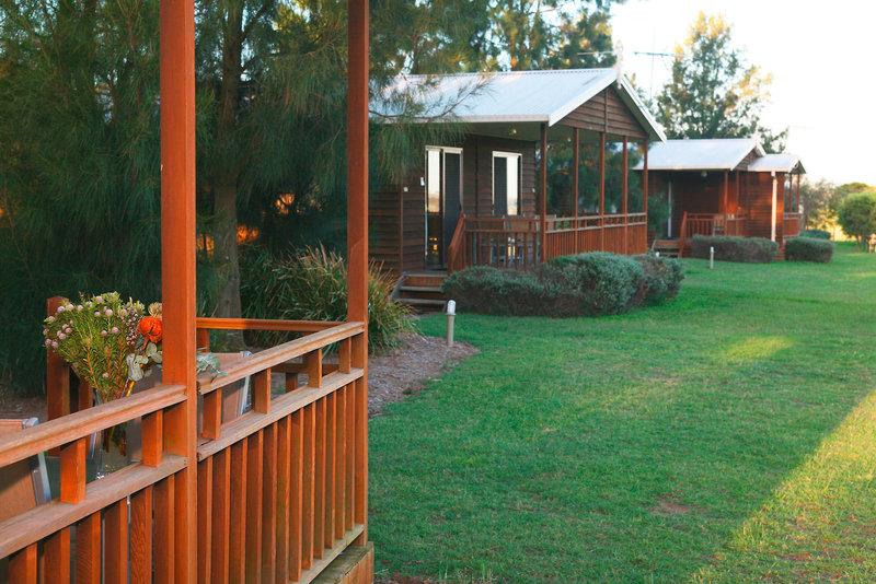 Hunter Resort Außenaufnahme