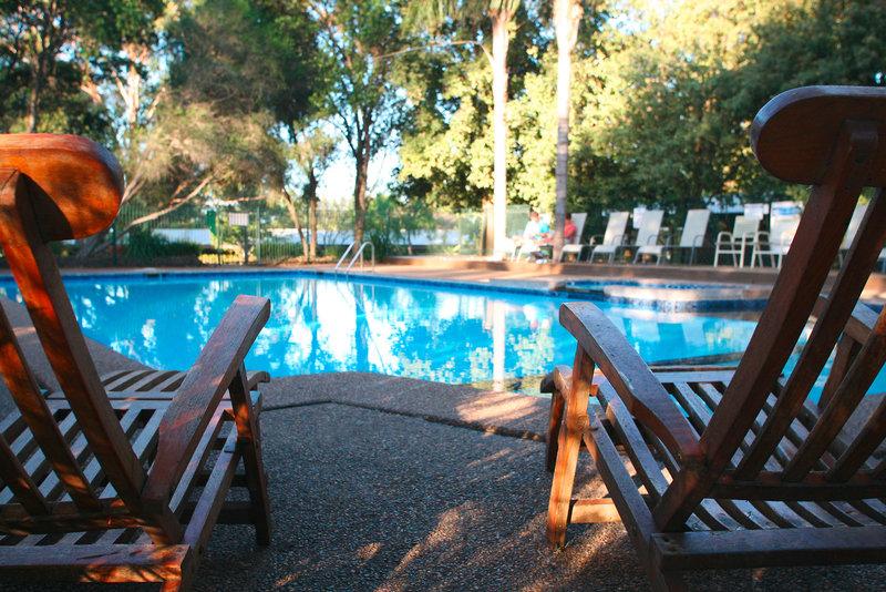 Hunter Resort Pool