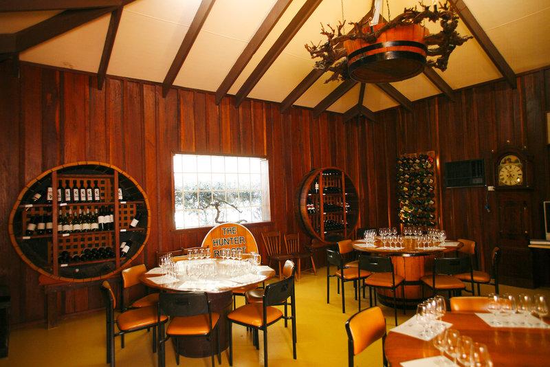 Hunter Resort Restaurant
