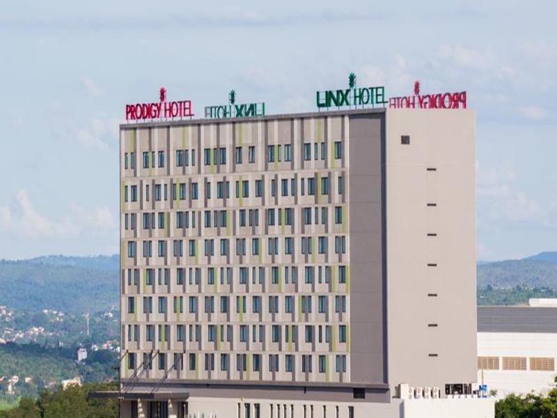 Linx Hotel Confins International Airport Außenaufnahme