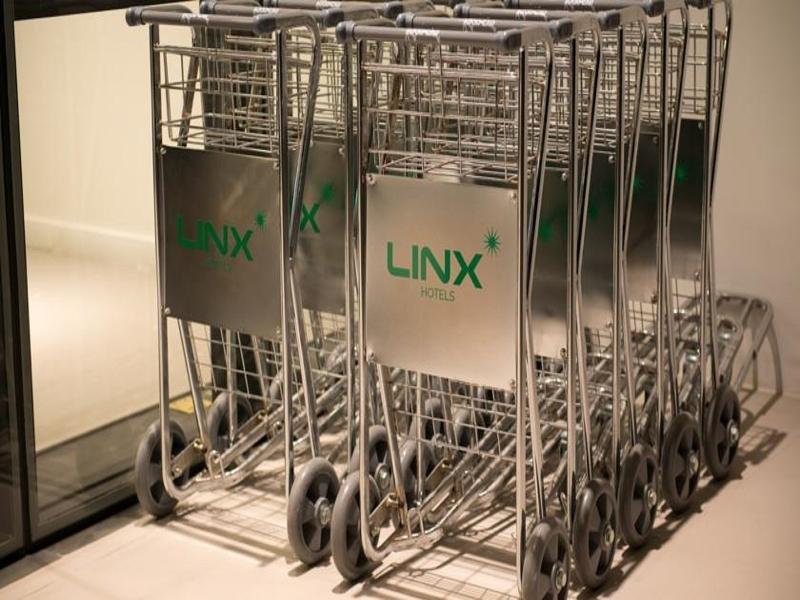 Linx Hotel Confins International Airport Terrasse