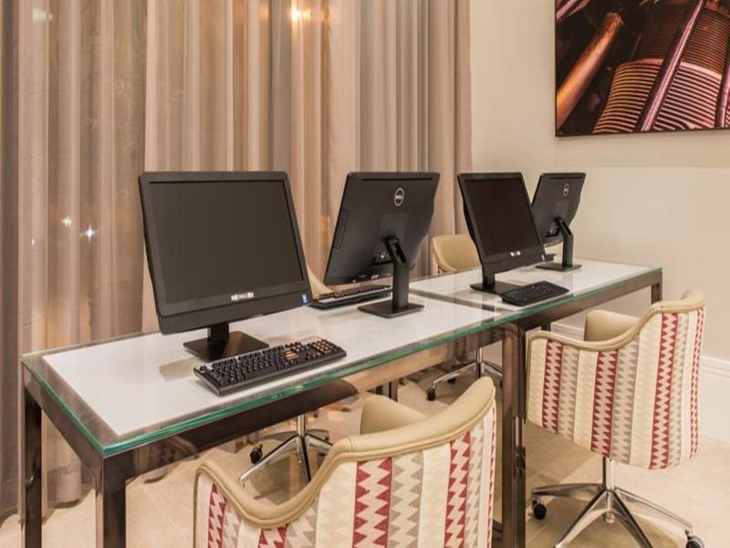 Linx Hotel Confins International Airport Sport und Freizeit