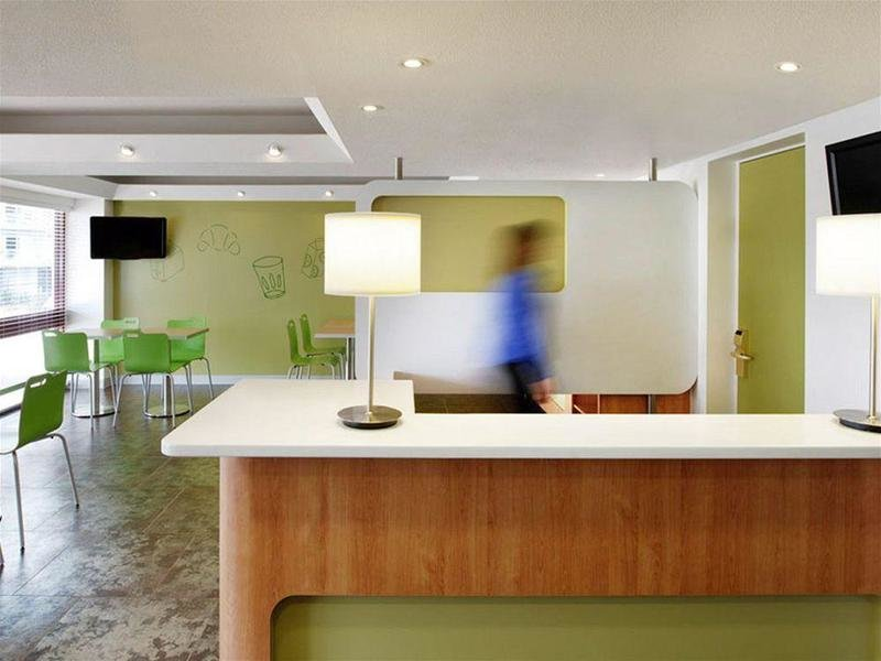 ibis Budget Canberra Lounge/Empfang