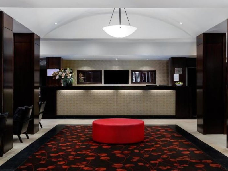 Rydges on Swanston Melbourne Lounge/Empfang