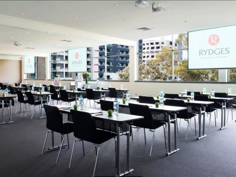 Rydges on Swanston Melbourne Konferenzraum