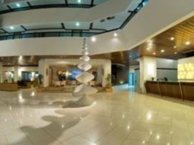 Maceio Atlantic Suites Lounge/Empfang