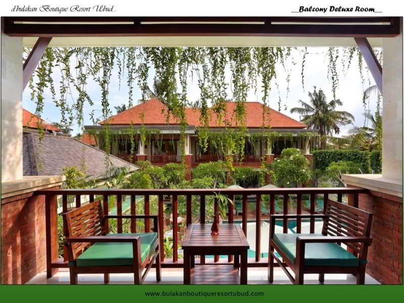 D´Bulakan Boutique Resort Ubud Terrasse