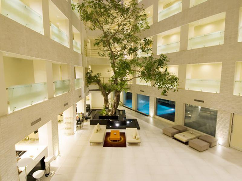Avalon Courtyard Residences & Suites Lounge/Empfang